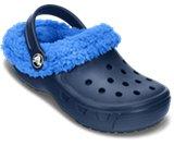 儿童小猛犸便捷暖芯克骆格沙滩凉鞋