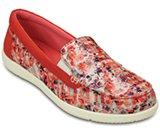 女士沃尔卢花漾二代休闲平底帆布鞋