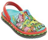 儿童伯格曼汉堡小克骆格沙滩凉鞋